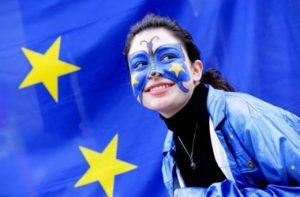Ciudadana de la Unión Europea